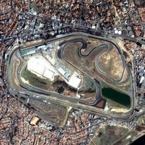 Autódromo de Interlagos – Vista Aérea
